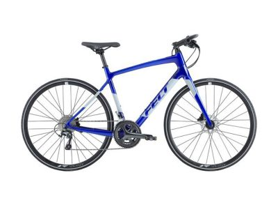 Felt Bikes Verza Speed 6 Road bike (electric blue)