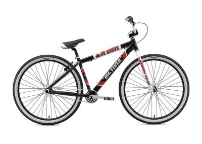 2019 SE Bikes Big Flyer 29 inch BMX Bike (black)