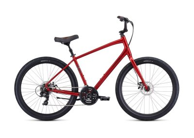 2019 Specialized Roll Sport (fitness / cruiser hybrid bike, red)