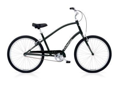 electra townie original 1 mens black bike