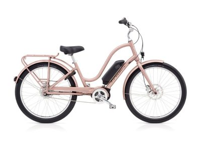 2019 Electra Townie Loft 8i Step Through (rose gold)