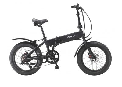 Biria Electric Folding Bike