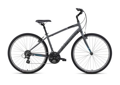 Specialized Bikes | Crossroads Sport (satin graphite / black / solid blue)